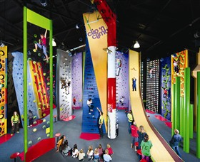Clip 'N Climb Melbourne - Attractions Sydney