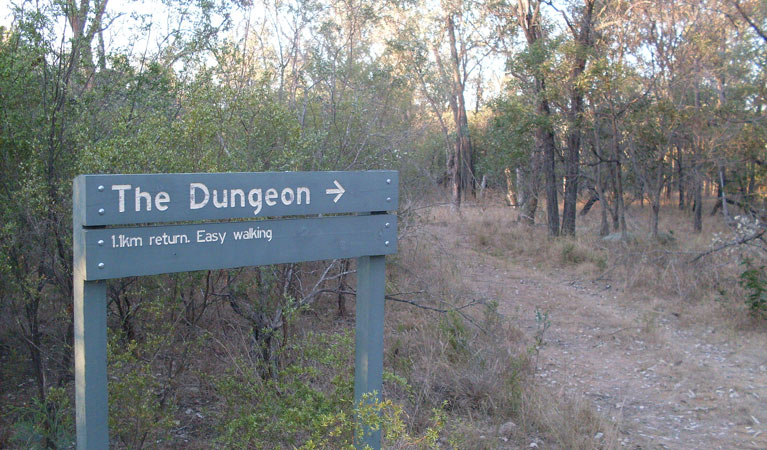 Dungeon lookout - Attractions Sydney