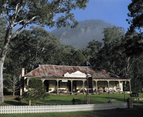 Newnes Kiosk - Attractions Sydney
