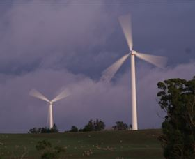 Crookwell Wind Farm - Attractions Sydney