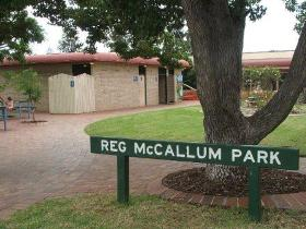 Reg McCallum Park - Attractions Sydney