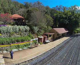 Spring Bluff Railway Station - Attractions Sydney