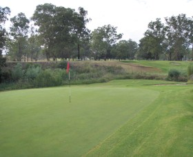 Muswellbrook Golf Club - Attractions Sydney