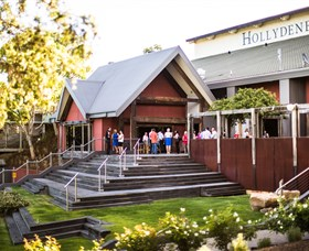 Hollydene Estate Wines and Vines Restaurant - Attractions Sydney