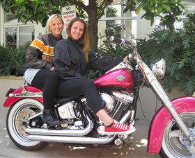 Wild Ride Harley and Motorcycle Tours - Attractions Sydney