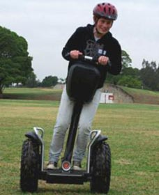 Segway Tours Australia - Attractions Sydney