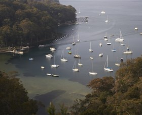 Church Point Ferry Service - Attractions Sydney