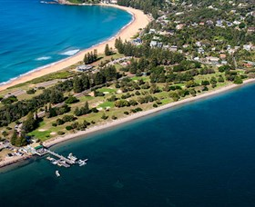 Palm Beach Golf Course - Attractions Sydney