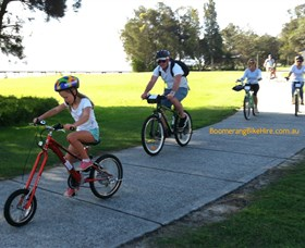 Boomerang Bikes Central Coast Bike Tours - Attractions Sydney