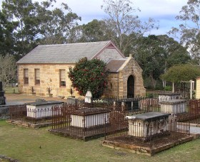 Ebenezer Church - Attractions Sydney