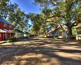 The Australiana Pioneer Village Ltd - Attractions Sydney