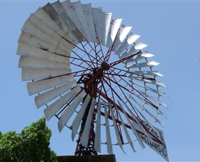 Barcaldine Windmill - Attractions Sydney