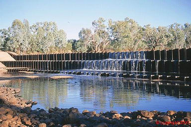 Allan Tannock Weir - Attractions Sydney