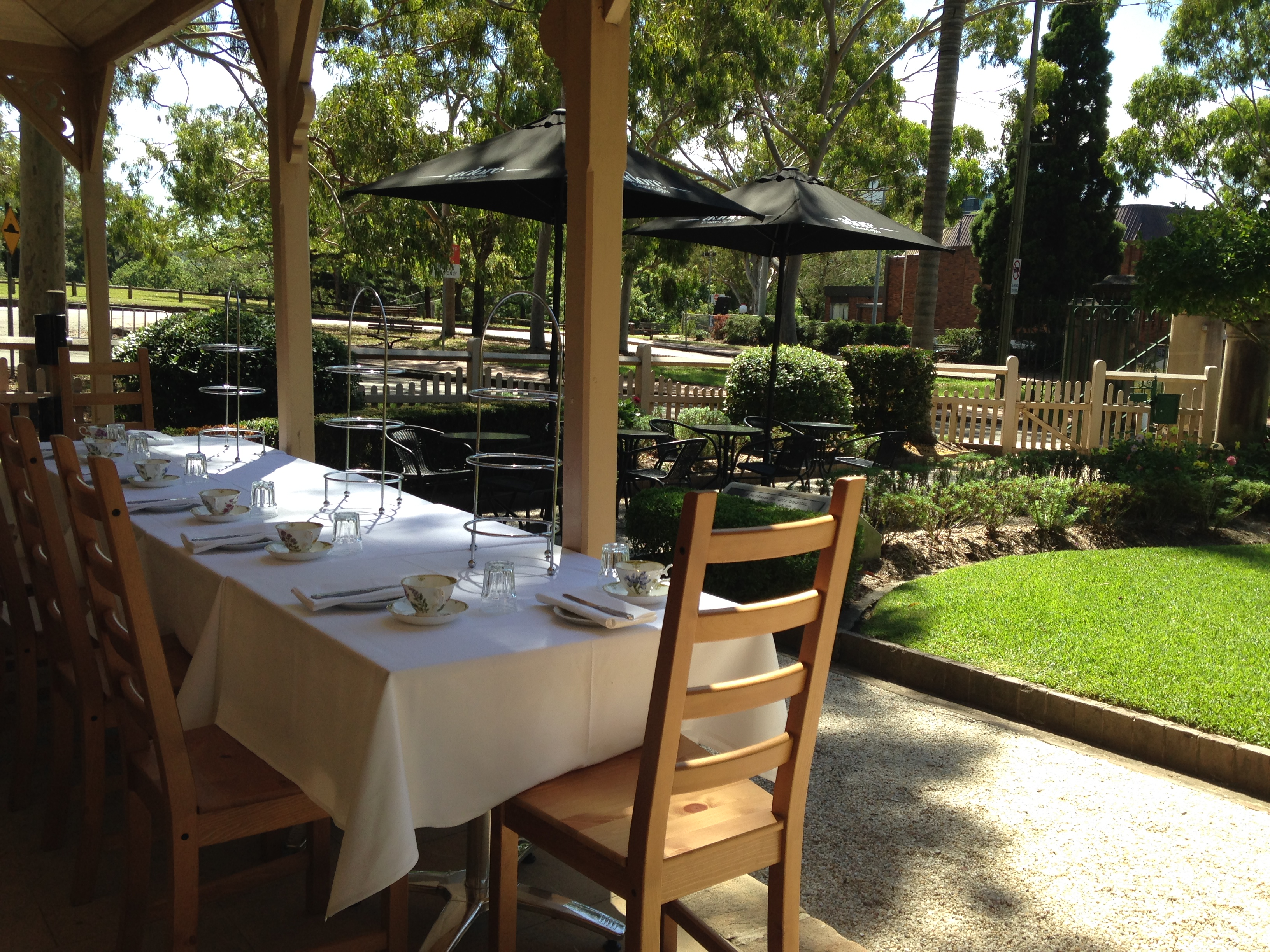 Gatehouse High Tea Rooms - Attractions Sydney