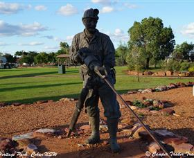 Cobar Miners Heritage Park - Attractions Sydney