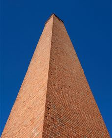 Copperfield Store Chimney and Cemetery - Attractions Sydney