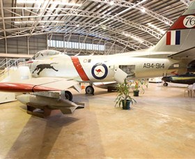 Australian Aviation Heritage Centre - Attractions Sydney