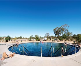 Lightning Ridge Bore Baths - Attractions Sydney