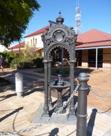 Witcombe Fountain - Attractions Sydney