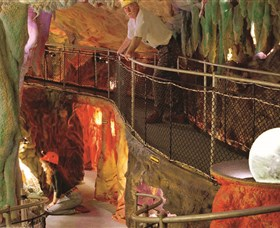 The Crystal Caves - Attractions Sydney