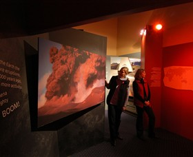 Volcanoes Discovery Centre - Attractions Sydney