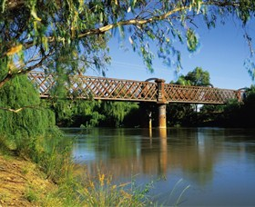 Narrandera Rail Bridge - Attractions Sydney