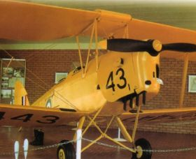 Tiger Moth Memorial - Attractions Sydney