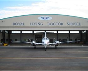 Royal Flying Doctor Service Dubbo Base Education Centre Dubbo - Attractions Sydney