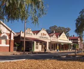 Ariah Park 1920s Heritage Village - Attractions Sydney