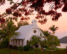 All Saints Chapel - Hamilton Island - Attractions Sydney