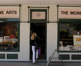 The Moree Gallery - Attractions Sydney