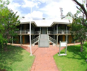 Moree Lands Office Historical Building - Attractions Sydney