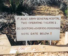 Army General Hospital Site - Attractions Sydney