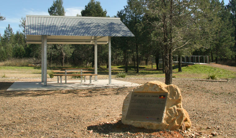 Terry Hie Hie picnic area - Attractions Sydney