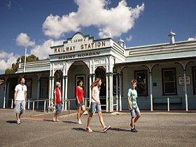 Mount Morgan Railway Museum - Attractions Sydney