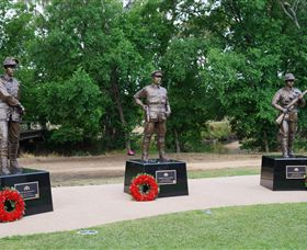 VC Memorial Park - Honouring Our Heroes - Attractions Sydney