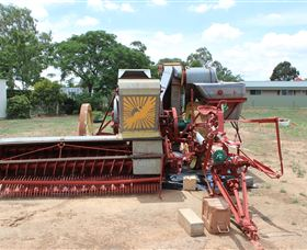 Ed's Old Farm Machinery Museum - Attractions Sydney
