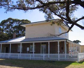 Restored Australian Inland Mission Hospital - Attractions Sydney