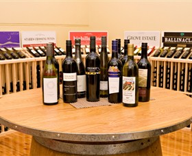 Hilltops Region Wine Cellar - Attractions Sydney