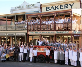 Beechworth Bakery - Attractions Sydney