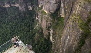 Pulpit Rock lookout - Attractions Sydney