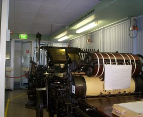 Queanbeyan Printing Museum - Attractions Sydney