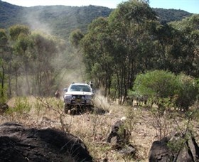 Geraldine 4WD Recreation Park - Attractions Sydney