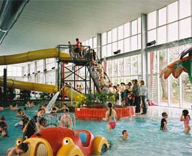 Springwood Aquatic and Fitness Centre - Attractions Sydney