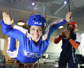 iFly Indoor Skydiving - Attractions Sydney
