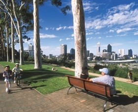 Kings Park and Botanic Garden - Attractions Sydney
