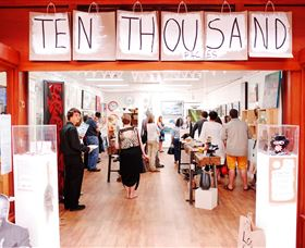Ten Thousand Paces Gallery - Attractions Sydney