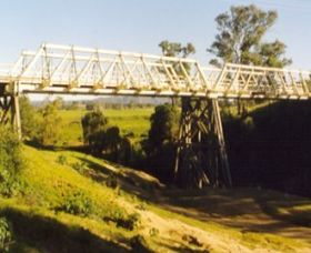 Vacy Bridge over Paterson River - Attractions Sydney