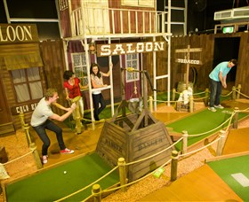 Mega Mini Golf - Attractions Sydney