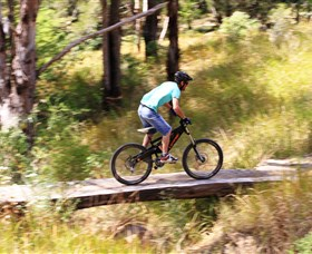 The Steps Mountain Bike Park - Attractions Sydney